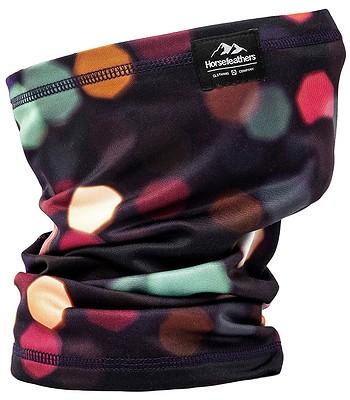 cravate Horsefeathers Neck Warmer Printed - Blur Lights - women´s