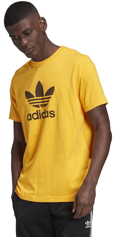 T-Shirt adidas Originals Treofil - Active Gold - men´s