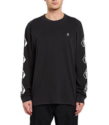 T-Shirt Volcom Deadly Girl LS - Black - men´s
