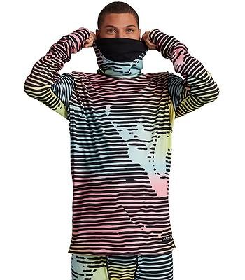 T-shirt Burton Midweight Long Neck LS - Instigator - men´s