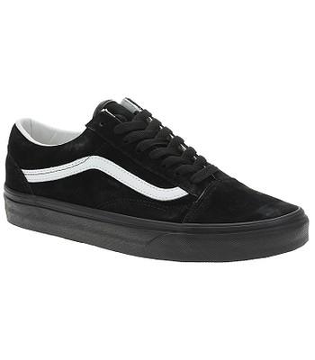 shoes Vans Old Skool - Pig Suede/Black/Black