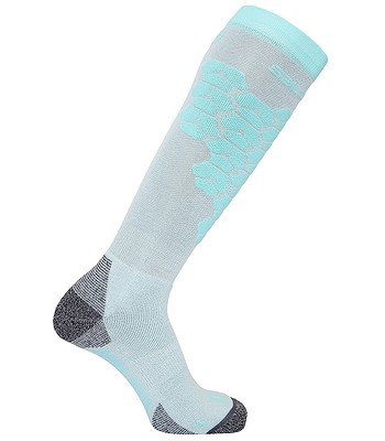 chaussettes Salomon S/Access - Medowbrook/Icy Morn - women´s