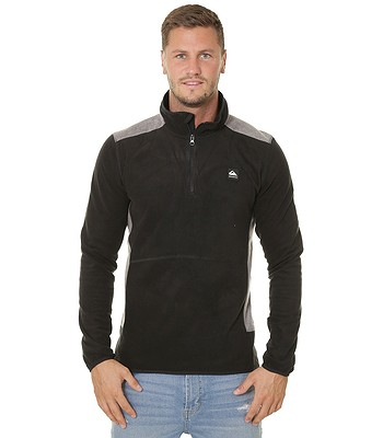 sweatshirt Quiksilver Aker - KVJ0/True Black - men´s