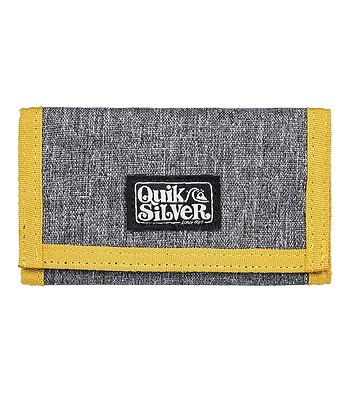 Brieftasche Quiksilver The Everydaily - KTAH/Charcoal Heather - men´s