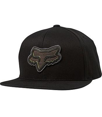 czapka z daszkiem Fox Gasket Snapback - Black
