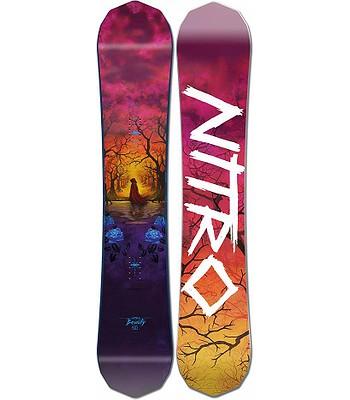 snowboard Nitro Beauty - Assorted