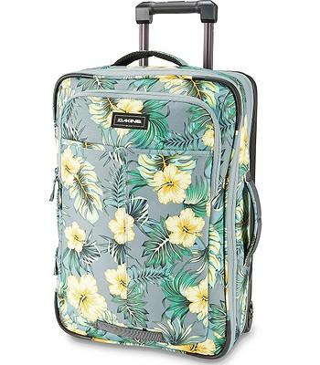 suitcase Dakine Status Roller 42+ - Hibiscus Tropical - women´s