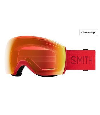 glasses Smith Skyline XL - Lava/ChromaPop Everyday Red Mirror