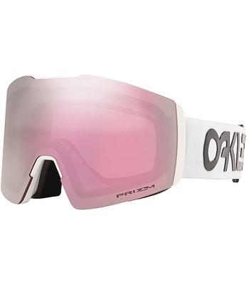 gogle Oakley Fall Line XL - Factory Pilot White/Prizm Snow Hi Pink