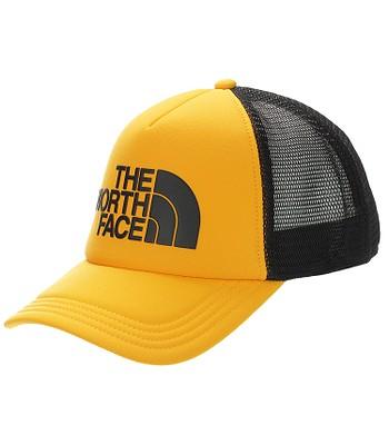 kšiltovka The North Face TNF Logo Trucker - Summit Gold/TNF Black