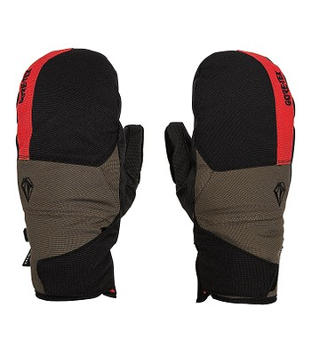 rukavice Volcom Stay Dry Gore-Tex Mitt - Red