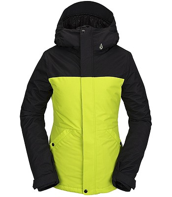 bunda Volcom Bolt Insulated - Lime