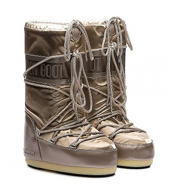shoes Tecnica Moon Boot Glance - Platinum