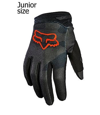 rukavice Fox 180 Trev - Black Camo