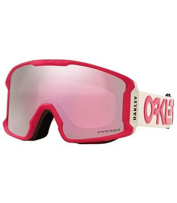 Brille Oakley Line Miner XM - Factory Pilot Rubine Gray/Prizm Snow Hi Pink - women´s
