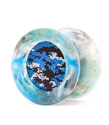 yoyo Yoyofactory Replay Pro Recon - Blue Melange