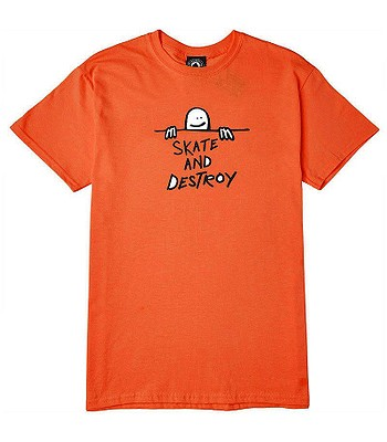 T-Shirt Thrasher Gonz SAD - Orange - men´s