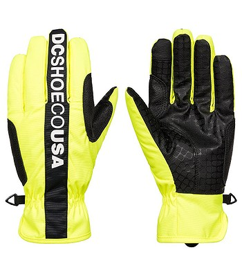 rukavice DC Salute - YHJ0/Safety Yellow
