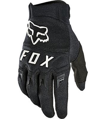 rukavice Fox Dirtpaw - Black/White