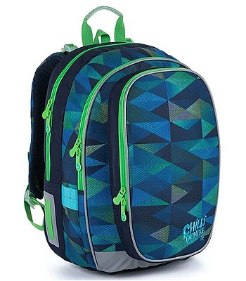 backpack Topgal MIRA 21019 - B/Blue - boy´s