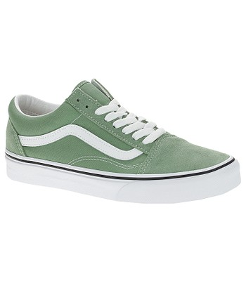 shoes Vans Old Skool - Shale Green/True White