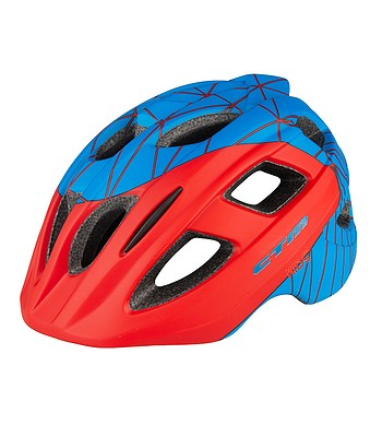 Helm CTM Poly - Blue/Red - kid´s