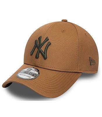 Kappe New Era 39T League Essential MLB New York Yankees - Toffee/Walnut - men´s