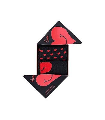 Socken Happy Socks Valentine Gift 2 Pack - XVAL02-9300