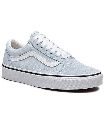 shoes Vans Old Skool - Ballad Blue/True White