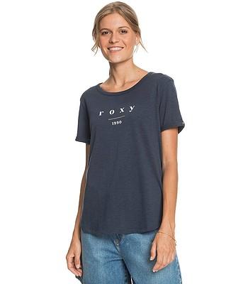 T-Shirt Roxy Oceanholic - BSP0/Mood Indigo - women´s