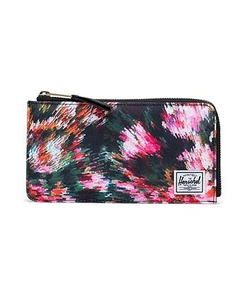 wallet Herschel Jack Large RFID - Pixel Floral - women´s