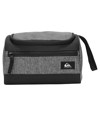 cosmetic bag Quiksilver Capsule - KVJ3/True Black - men´s