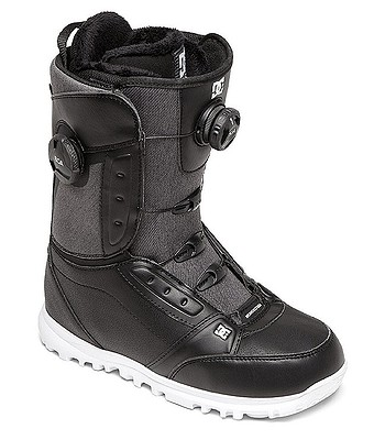 shoes DC Lotus Boa - BL0/Black - women´s