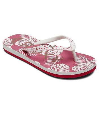 Flip-Flops Roxy RG Pebbles VII - BRL/Barely Pink - girl´s