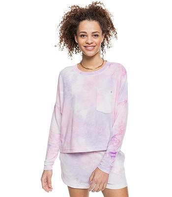 T-Shirt Roxy Sunshine Spirit Pocket LS - PFJ8/Orchid Petal No Flowers Fly T - women´s