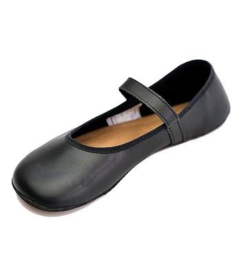 boty Ahinsa Shoes Ananda Balerínka Comfort - Black