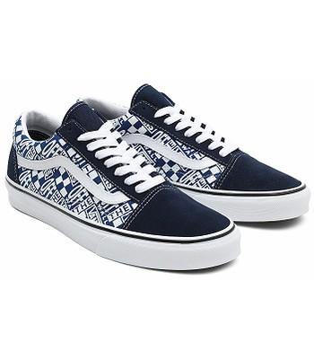 shoes Vans Old Skool - Off The Wall/Dress Blues/True Blue
