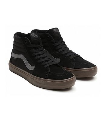 Buty Vans Bmx Sk8-Hi - Black/Dark Gum