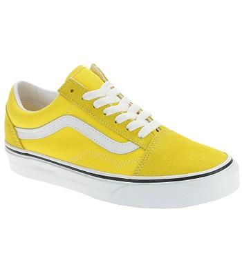 shoes Vans Old Skool - Cyber Yellow/True White