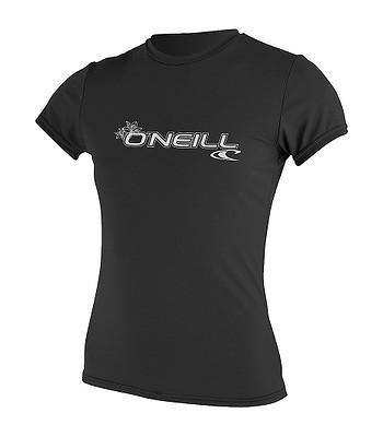 tričko O'neill Basic Skins Sun Lycra - Black