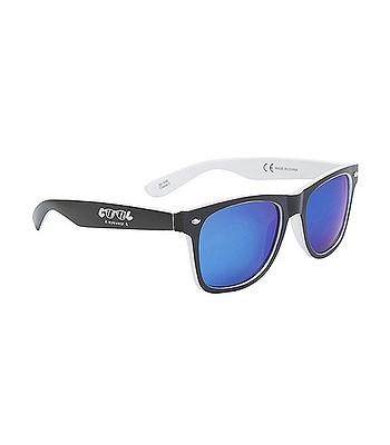 okuliare Cool Shoe Rincon - Black/White/Polarized