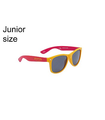 okulary Cool Shoe Rincon - Gold Berry
