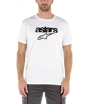 T-Shirt Alpinestars Heritage Blaze - White - men´s