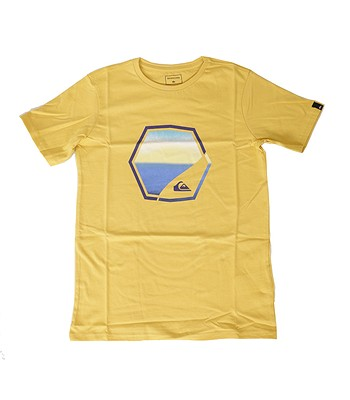 T-Shirt Quiksilver Fading Out - YHP0/Rattan - boy´s