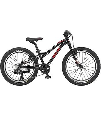 """bicycle GT Stomper 20"""" Prime - Black - unisex junior"""