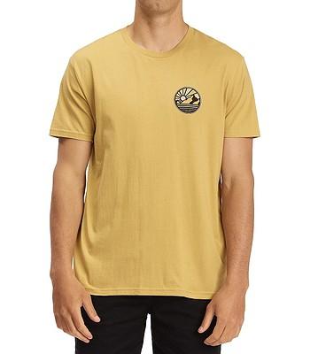 T-shirt Billabong Rockies - Gold