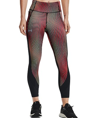 legginsy Under Armour Fly Fast Ankle Tight II - 819/Brilliance/Black