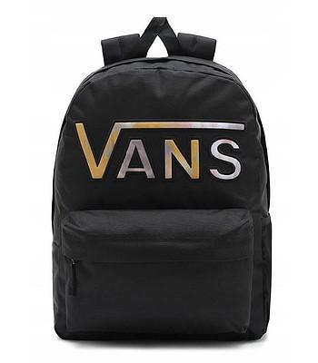 backpack Vans Realm Flying V - Black Tie Dye - women´s