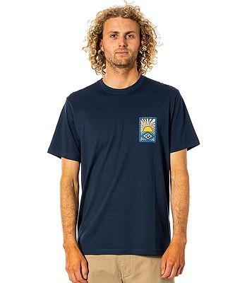 tričko Rip Curl Salt Water Culture Hazed - Navy