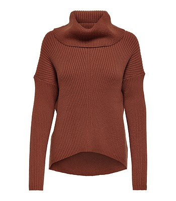 sweter ONLY Katia - Roasted Russet